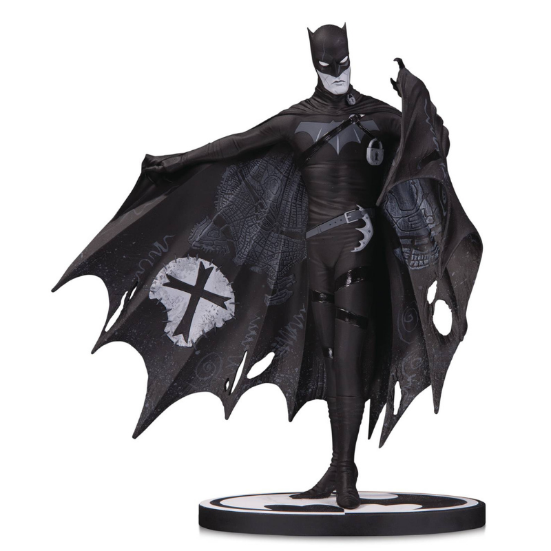 Batman Black and White (Gerard Way) Statue by DC Collectibles -DC Collectibles - India - www.superherotoystore.com