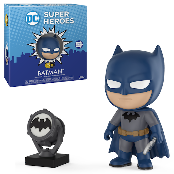 DC Super Heros Batman 5 Star Figure by Funko