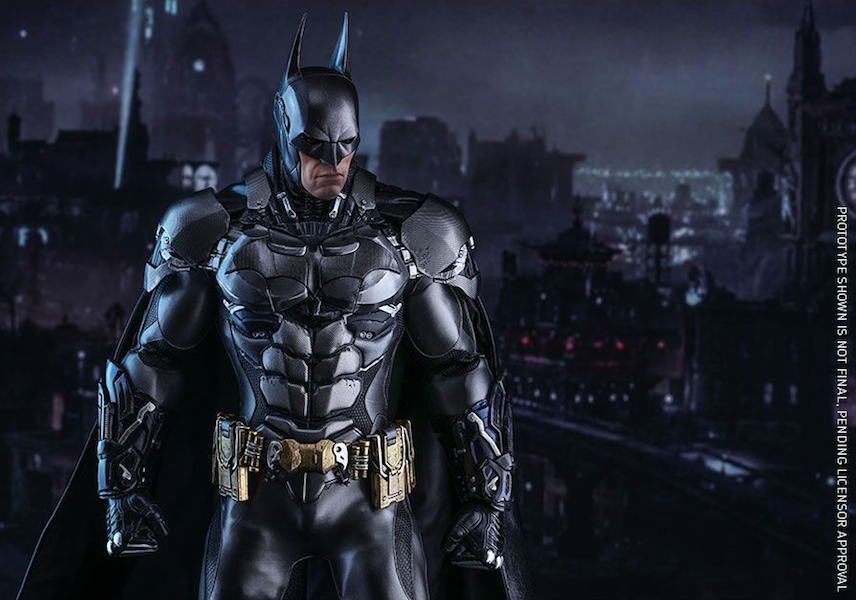 Batman Arkham Knight: Batman 1/6th Scale Figure by Hot Toys