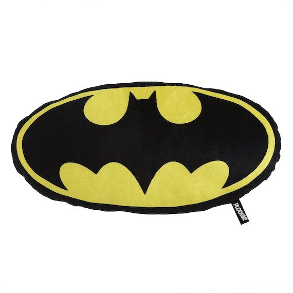 DC Comics Batman Logo Plush by Bombay Merch