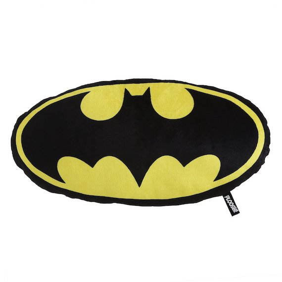 DC Comics Batman Logo Plush by Bombay Merch -Bombaymerch - India - www.superherotoystore.com
