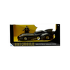 1989 Batmobile with Batman Bendable Figure by NJ Croce -NJ Croce - India - www.superherotoystore.com