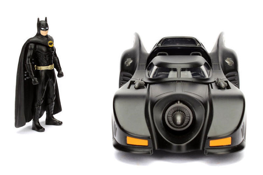 Batman Movie: 1:24 Scale Metal Die-cast Batmobile by Jada Toys -Jada Toys - India - www.superherotoystore.com