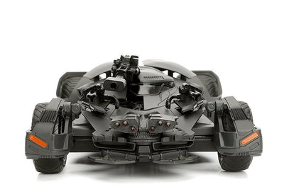 Justice League 1:24 Scale Metal Die-cast Batmobile with Batman By Jaya Toys