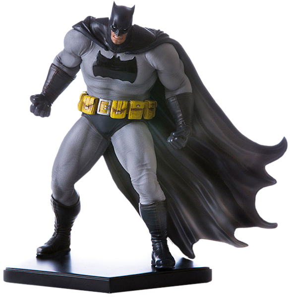 Batman Arkham Knight: Batman Dark Knight DLC Series 1/10th Art Scale Statue by Iron Studios