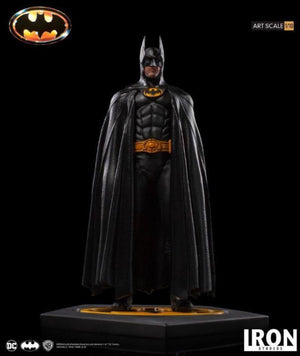 1989 Batman Movie 1/10 Art Scale Statue by Iron Studios