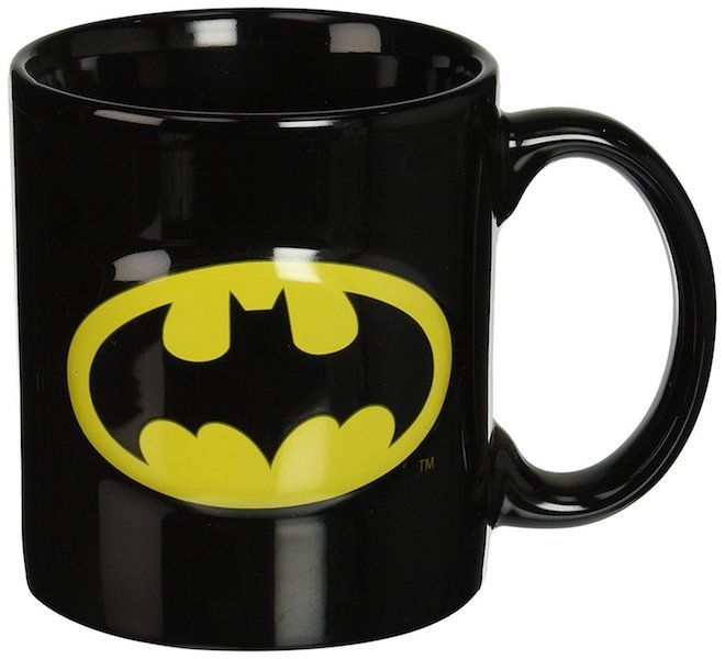 Batman Classic Logo Mug by Happy Giftmart -Happy Giftmart - India - www.superherotoystore.com