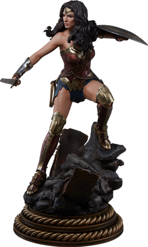 Dawn of Justice: Wonder Woman Premium Format Figure by Sideshow Collectibles