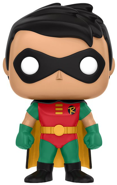 Batman Animated Series: Robin Pop! Vinyl Figure by Funko
