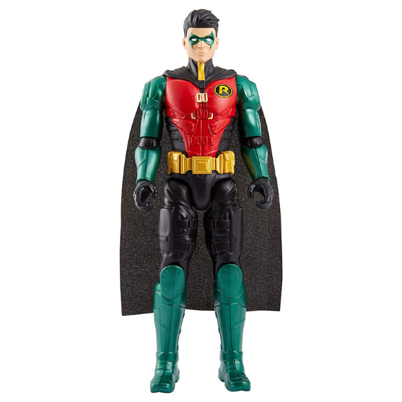 Batman Knight Mission Robin Action Figure by Mattel