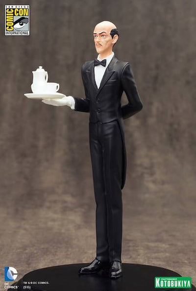 SDCC Exclusive Alfred Pennyworth ArtFx+ Statue by Kotobukiya -Kotobukiya - India - www.superherotoystore.com