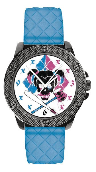 DC Watch Collection: Harley Quinn Watch by Eaglemoss