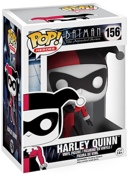 Batman Animated Series: Harley Quinn Pop! Vinyl Figure by Funko