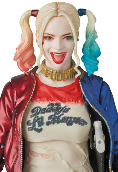 Suicide Squad Harley Quinn Mafex Figure by Medicom Toys