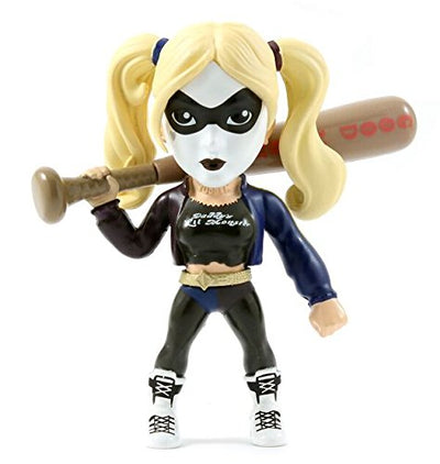 Suicide Squad Harley Quinn Metal Die Cast Action Figure by Jada Toys -Jada Toys - India - www.superherotoystore.com