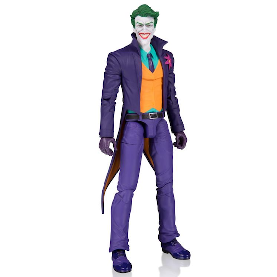 DC Essentials Joker Action Figure by DC Collectibles