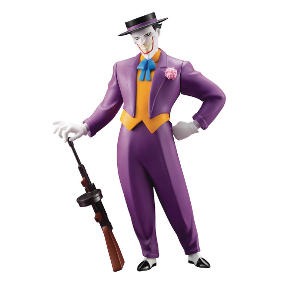 Batman Animated Series Joker ArtFx+ Statue by Kotobukiya -Kotobukiya - India - www.superherotoystore.com