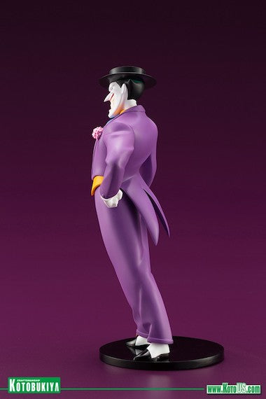 Batman Animated Series Joker ArtFx+ Statue by Kotobukiya