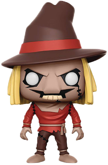 Batman Animated Series: Scarecrow Pop! Vinyl Figure by Funko