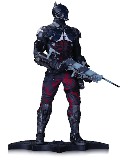 Arkham Knight: The Arkham Knight Statue by DC Collectibles