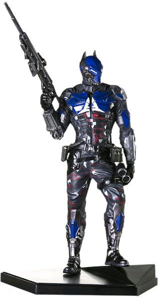 Arkham Knight: The Arkham Knight 1:10th Art Scale Statue by Iron Studios