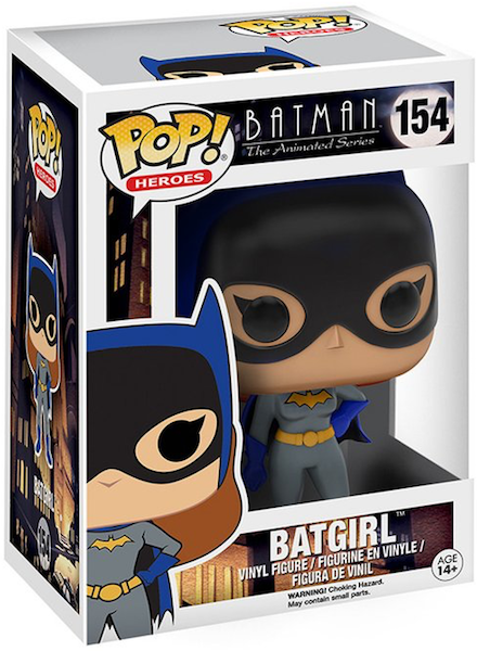 Batman Animated Series: Batgirl Pop! Vinyl Figure by Funko
