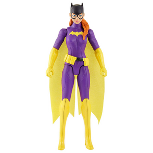 Batman Knight Mission Batgirl Action Figure by Mattel
