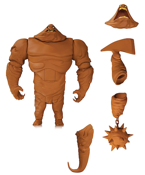 Batman The Animated Series Clayface Figure by DC Collectibles