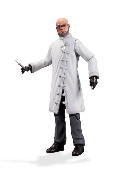 Arkham City: Hugo Strange Action Figure by DC Collectibles