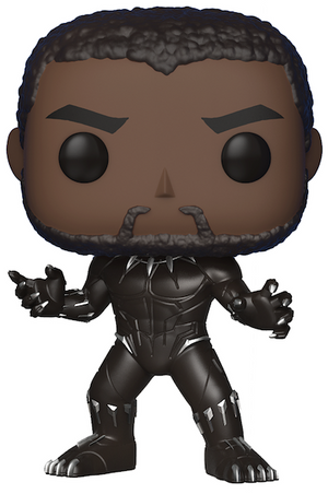 Black Panther Movie: Black Panther Vinyl Bobble-Head by Funko