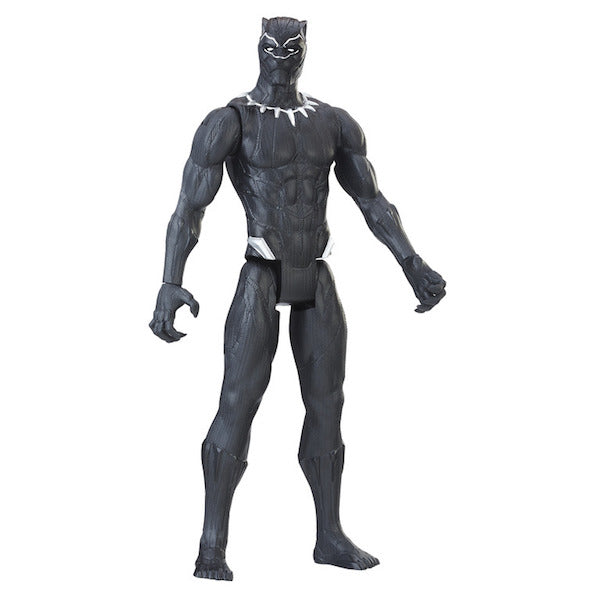 Black Panther Movie: Black Panther Titan Hero Series Figure by Hasbro