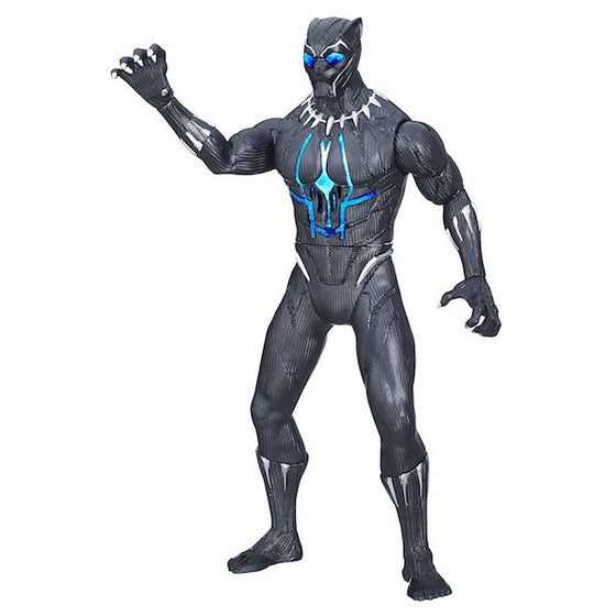 Black Panther Movie: Slash & Strike Black Panther Electronic Figure by Hasbro
