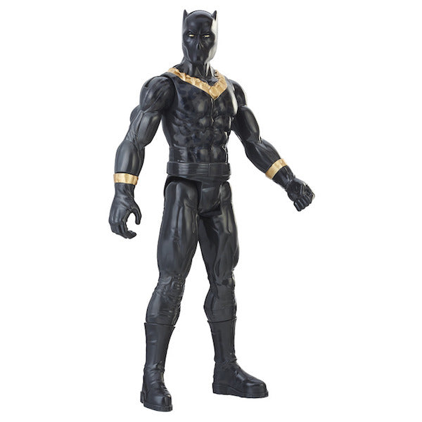 Black Panther Movie: Erik Killmonger Titan Hero Series Figure by Hasbro