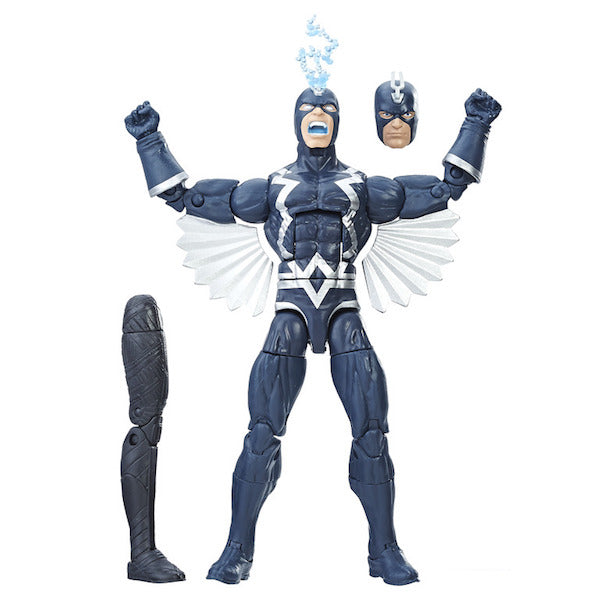 Black Panther Marvel Legends: Black Bolt Figure by Hasbro