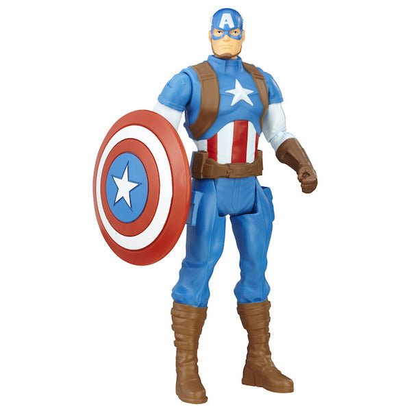 Marvel Avengers: Captain America 6-Inch Action Figure by Hasbro