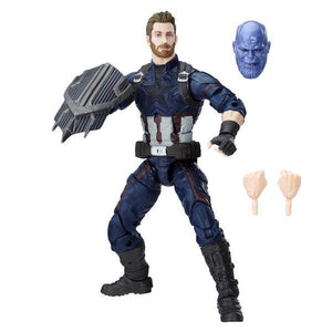Avengers Infinity War: Marvel Legends: Captain America Figure by Hasbro