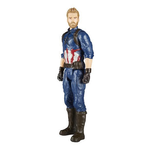 Avengers Infinity War: Titan Hero Series Captain America Figure by Hasbro
