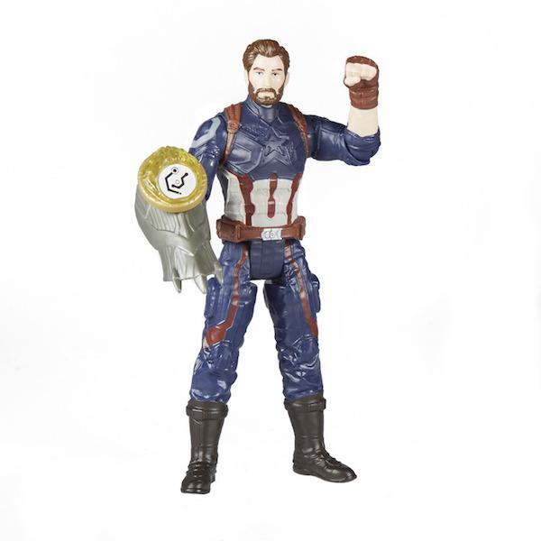 Avengers Infinity War: Captain America 6-Inch Basic Figure by Hasbro