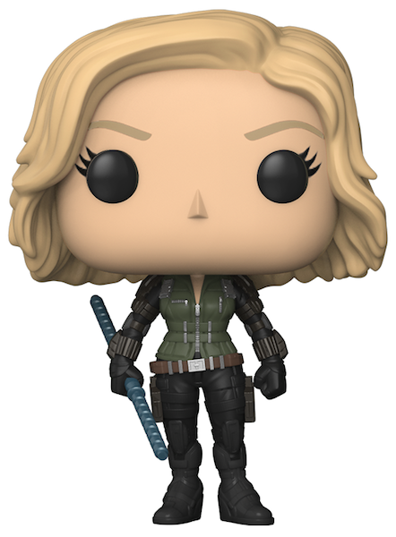 Avengers: infinity War: Black Widow Vinyl Bobble-Head by Funko