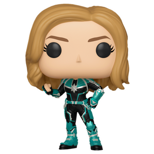 Captain Marvel - Vers Vinyl Bobble-Head by Funko