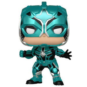 Captain Marvel - Star Commander Vinyl Bobble-Head by Funko