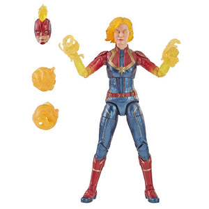 Captain Marvel Binary Form Marvel Legends Figure by Hasbro