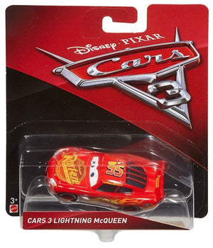 Disney Cars 3: Lightning McQueen Die-Cast Car by Mattel