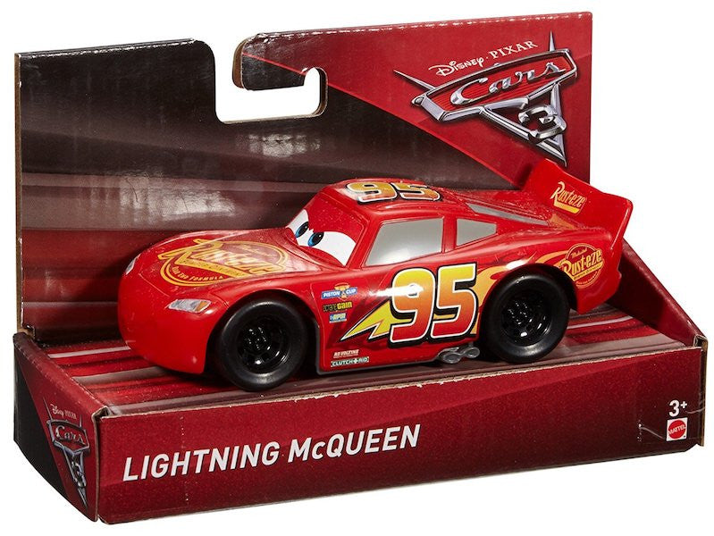 Cars 3: Lightning McQueen 5.0-inch Car by Mattel
