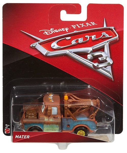 Disney Cars 3: Mater Die-Cast Car by Mattel
