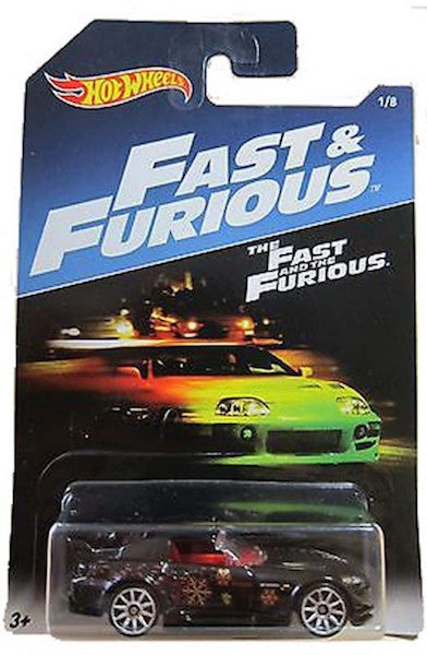 Fast & Furious Honda 2000 Die-Cast Car by Hot Wheels