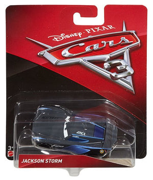 Disney Cars 3: Jackson Storm Die-Cast Car by Mattel