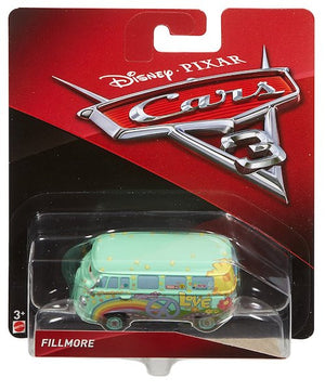 Disney Cars 3: Fillmore Die-Cast Car by Mattel