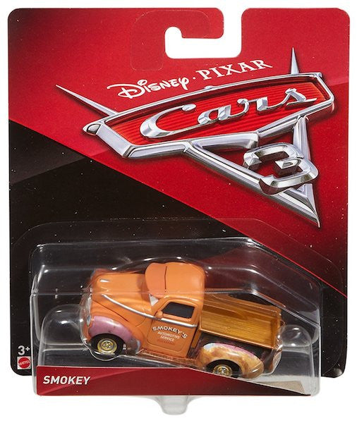 Disney Cars 3: Smokey Die-Cast Car by Mattel