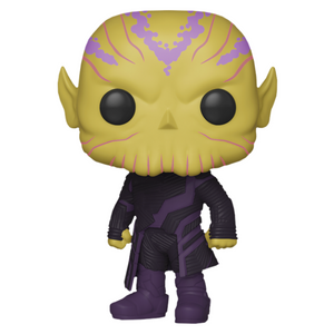 Captain Marvel Talos Vinyl Bobble-Head by Funko